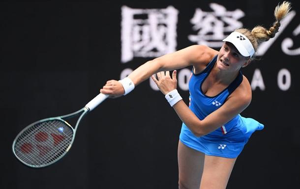 Ястремська завершила боротьбу на Australian Open, програвши Возняцкі