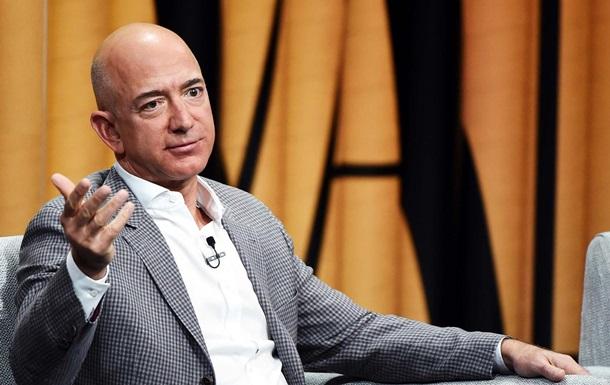 Глава Amazon вернул себе титул самого богатого человека в мире