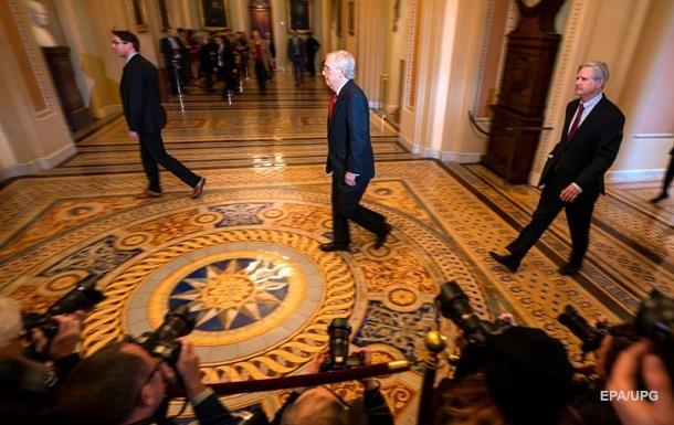 Сенат розгляне імпічмент Трампу прискорено