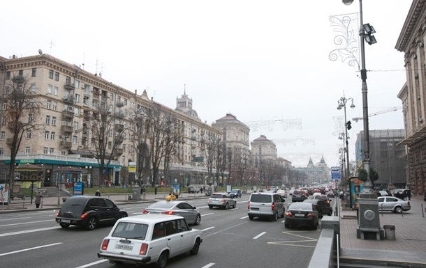 Метеорологическая зима в Киеве так и не наступила