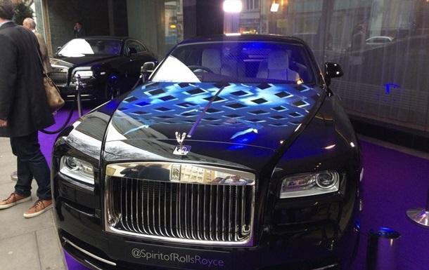 В Украине продали рекордное количество Rolls-Royce за год