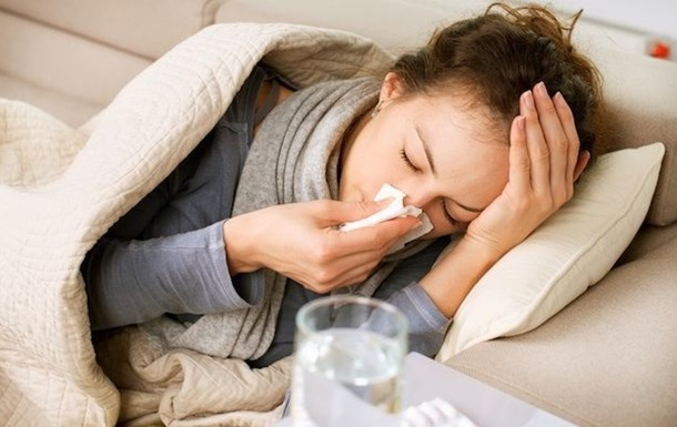 В Україні за тиждень від грипу померли п ять осіб