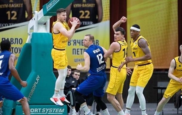 Киев-Баскет досрочно вышел в плей-офф Кубка Европы ФИБА