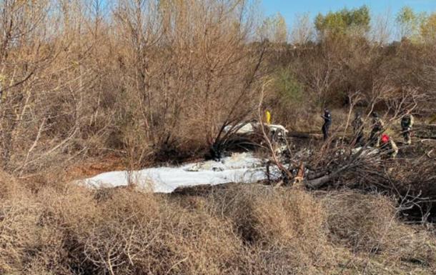 Четыре человека погибли при крушении небольшого самолета в США