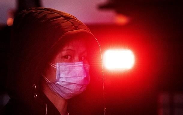 Китай не відразу відреагував на коронавірус - США