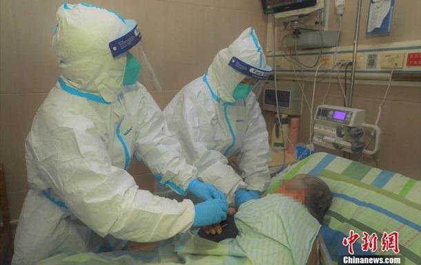 В Китае разработали метод лечения новой пневмонии – СМИ