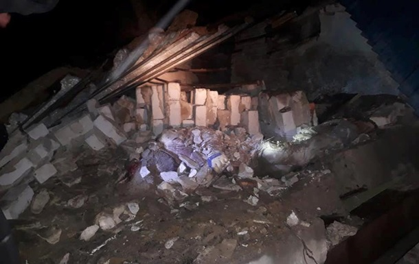 На Харьковщине обвалилась стена дома: один человек погиб