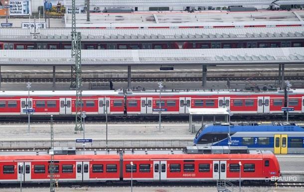 Deutsche Bahn спростувала заяву Гончарука щодо УЗ