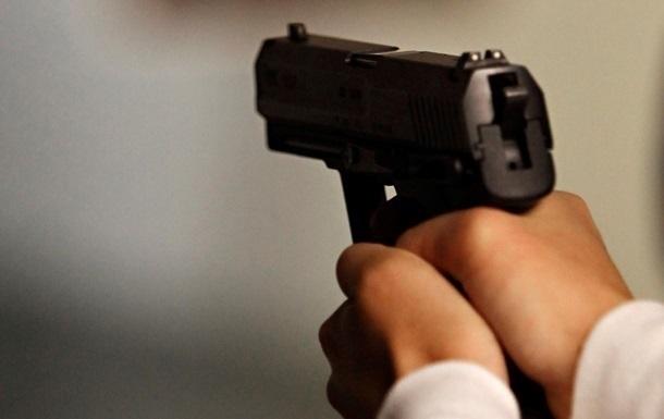 Водитель-нарушитель устроил стрельбу в Киеве