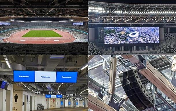 Panasonic оборудует Национальный стадион для Олимпийских игр 2020 в Токио