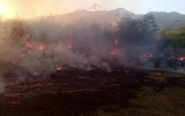 В Венесуэле более 10 человек погибли при пожаре на плантации