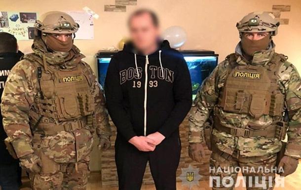 В Хмельницком задержали членов банды за нападение на ювелиров