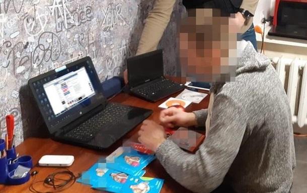 Задержан с поличным администратор сепаратистских групп в соцсетях