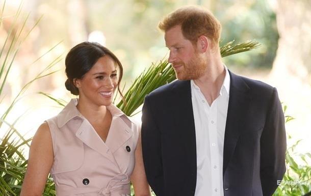 Британия и Канада еще не решили, кто будет платить за охрану принца Гарри