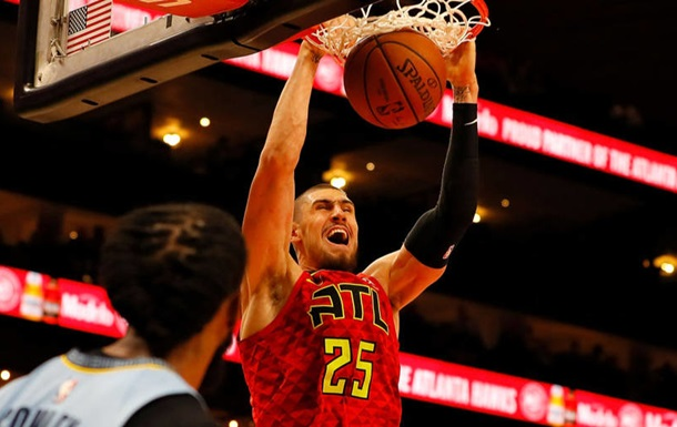 Лень травмировался в матче НБА