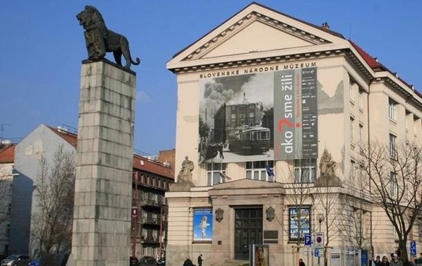 В Словакии из музея украли монеты на миллион евро