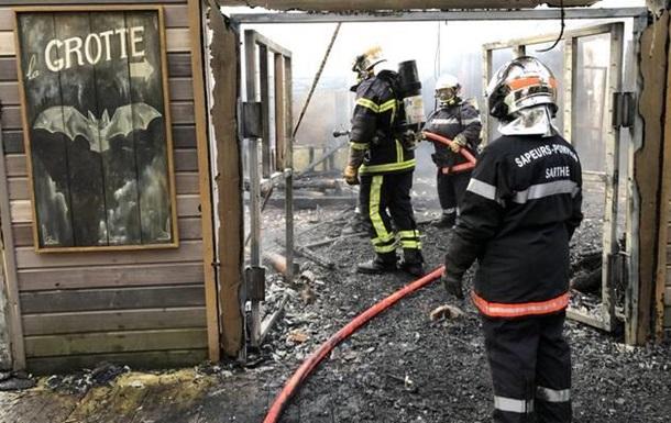 У зоопарку Франції під час пожежі згоріли понад 60 тварин
