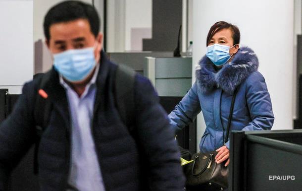 Число заразившихся коронавирусом в Китае возросло