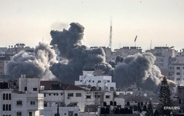 Израиль нанес авиаудары по сектору Газы