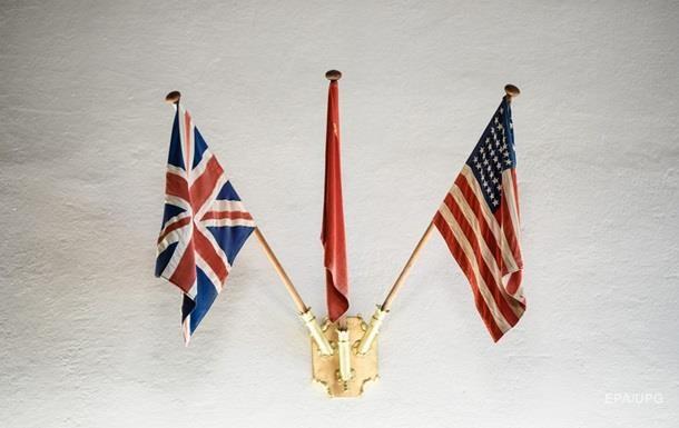 США планируют заключить торговое соглашение с Британией