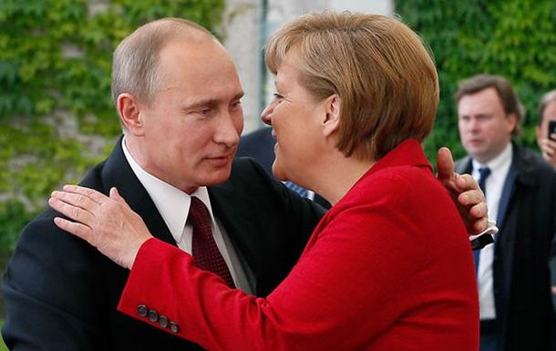 Ангела Меркель – агонія ворогу вільного світу, Європи, США та України
