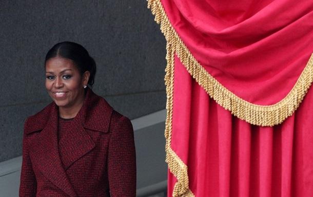 Мишель Обама получила Грэмми за свои мемуары
