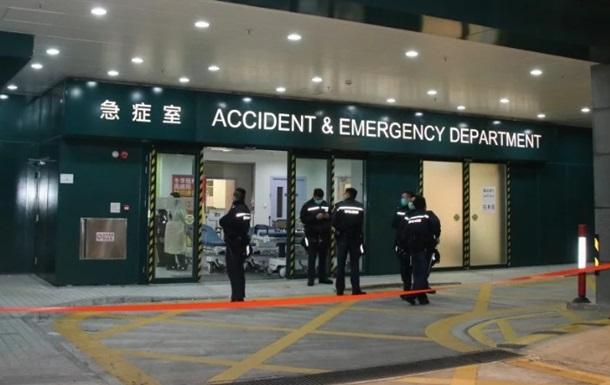 В Китае прогремел взрыв в больнице
