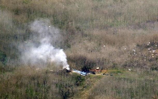 Пилот вертолета Брайанта предотвратил гибель людей на земле