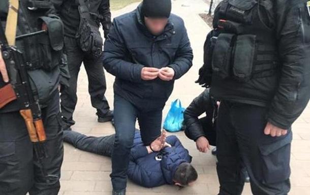 У Києві сепаратист  ДНР  стріляв у поліцейських
