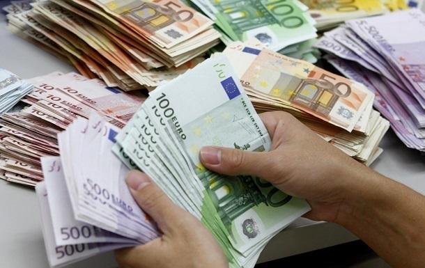 Украина получила 1,25 млрд евро по евробондам