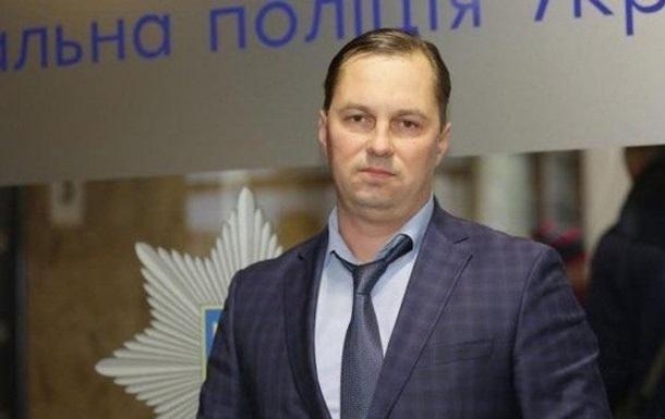 За экс-главу полиции Одесчины внесли залог 500 тысяч