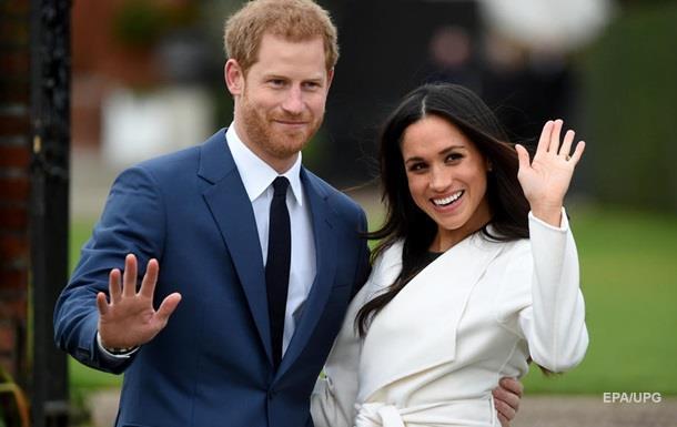 Канада и Британия обсуждают расходы на безопасность принца Гарри