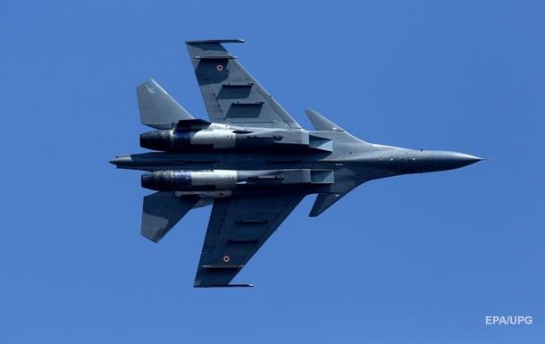 В Алжире разбился истребитель Су-30
