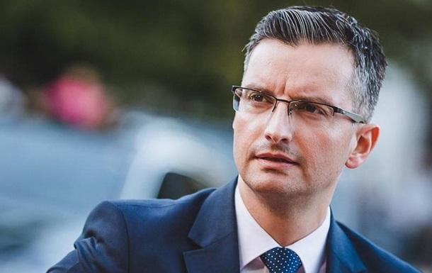 Прем єр Словенії Мар ян Шарец подав у відставку