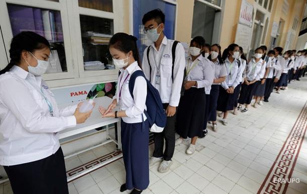 ВООЗ оцінила зусилля Китаю із боротьби з коронавірусом