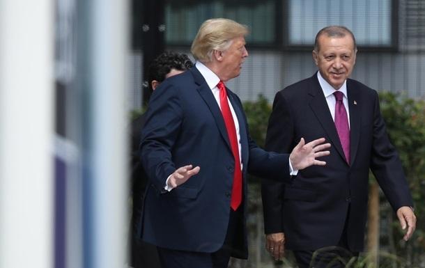Трамп и Эрдоган договорились по Ливии и Сирии