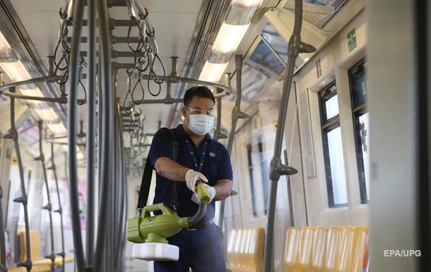 В Китае объяснили низкое число излечившихся от коронавируса