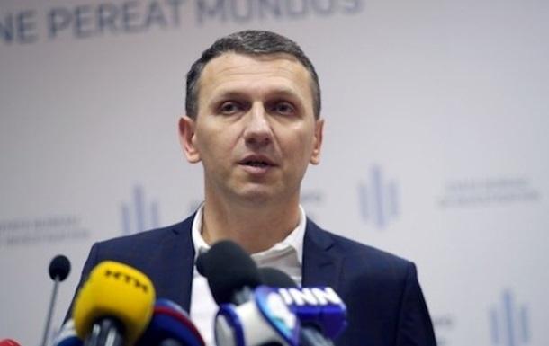 Екс-глава ДБР Труба оскаржив звільнення в суді