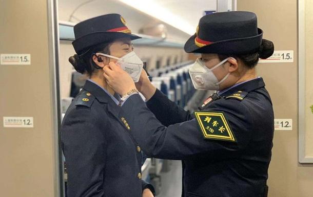 Первый город в Китае ввел военное положение
