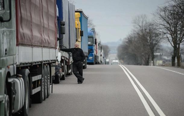 Словаки блокируют въезды в Украину