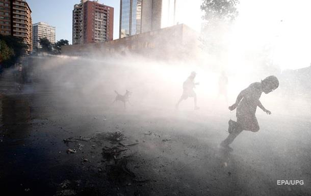 В Чили из-за наводнений объявили чрезвычайное положение