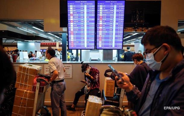 З Китаю почали евакуювати іноземців