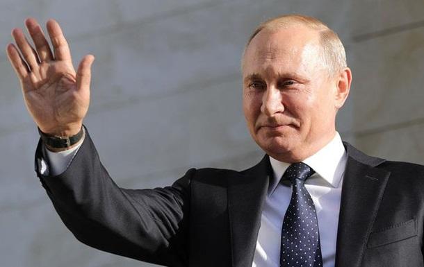 Путін хоче закріпити за собою статус абсолютного хазяїна Росії