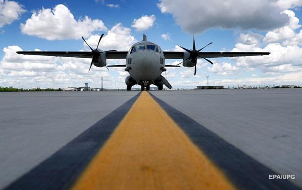 В Ираке разбился военный самолет - СМИ