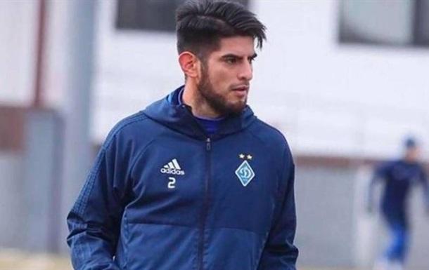 Самбрано не може покинути Динамо через заборгованість клубу перед гравцем