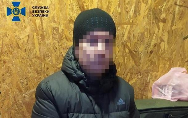 На Луганщине задержали информатора сепаратистов  ЛНР