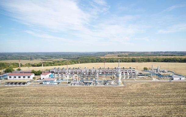 Крупнейшие месторождения газа Украины истощены