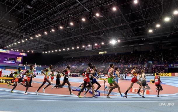 ЧС з легкої атлетики в Китаї перенесли через коронавірус