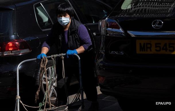 В Китае заявили об уменьшении количества новых случаев коронавируса