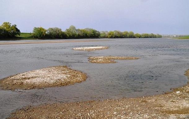 В Украине исчезло 10 тысяч рек за 30 лет